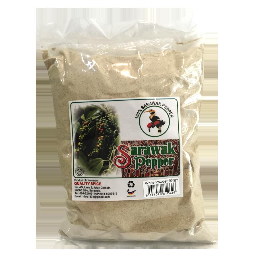 White Pepper Powder (500g)